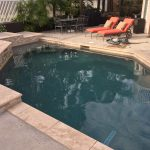 Pool pebble finish, pool tile, pool coping, pool veneer