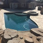 Pool and Back Yard Renovation