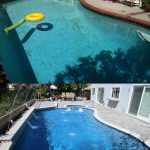 pool before after